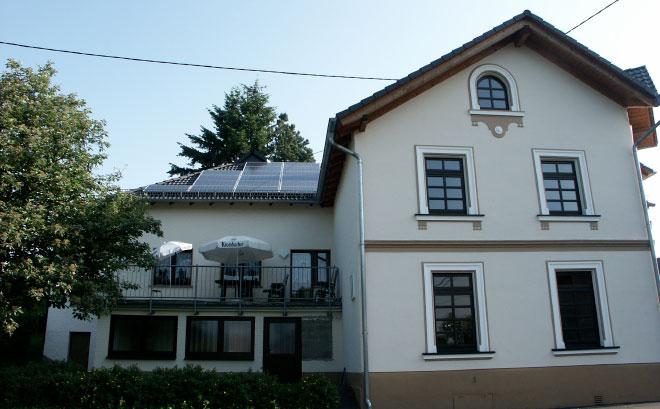 Ortsgemeinde Hilgenroth vermietet Wohnung