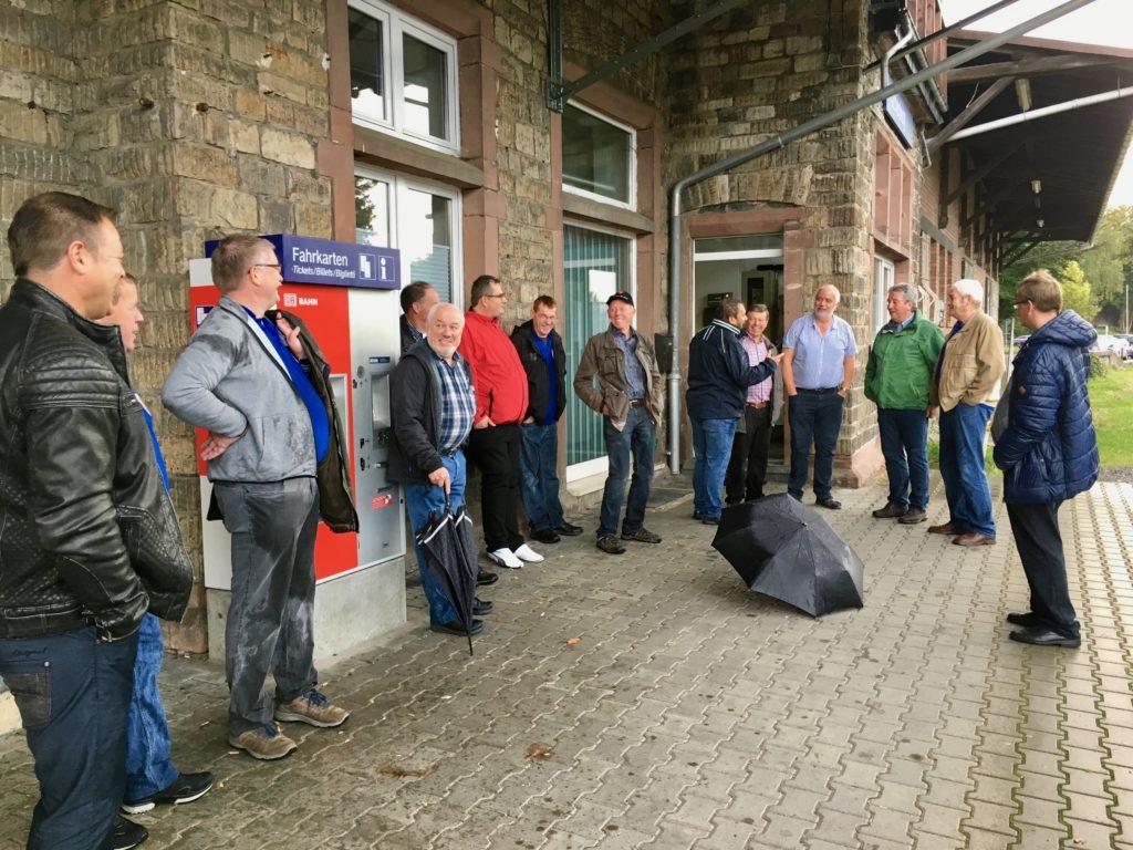 MGV Hilgenroth 1866 - Vereinsausflug zur Westerwald Brauerei in Hachenburg
