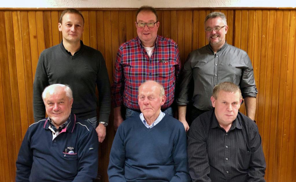 Vorstand MGV 1866 Hilgenroth